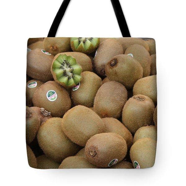 European Markets - Kiwis Tote Bag