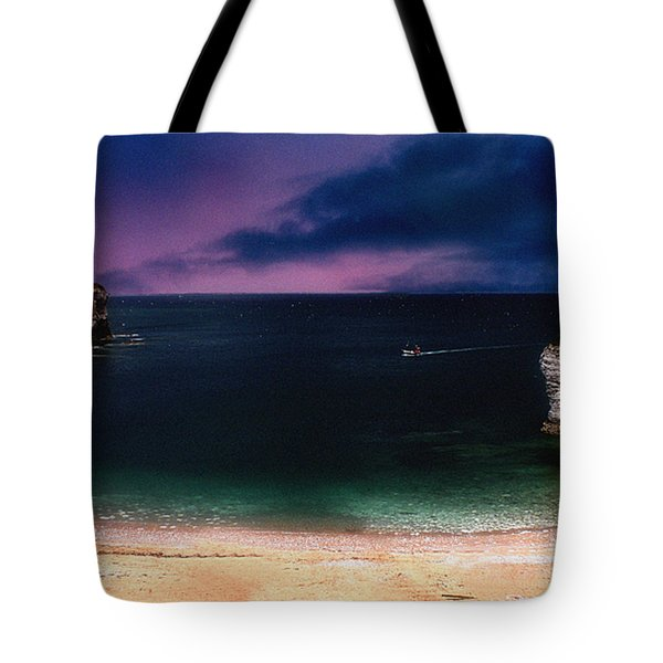 Evening On The Headland  Tote Bag