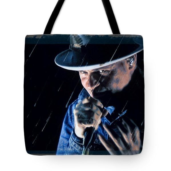 Gord Downie Tote Bag