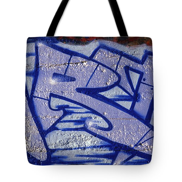 Graffiti Art-art Tote Bag by Paul W Faust -  Impressions of Light