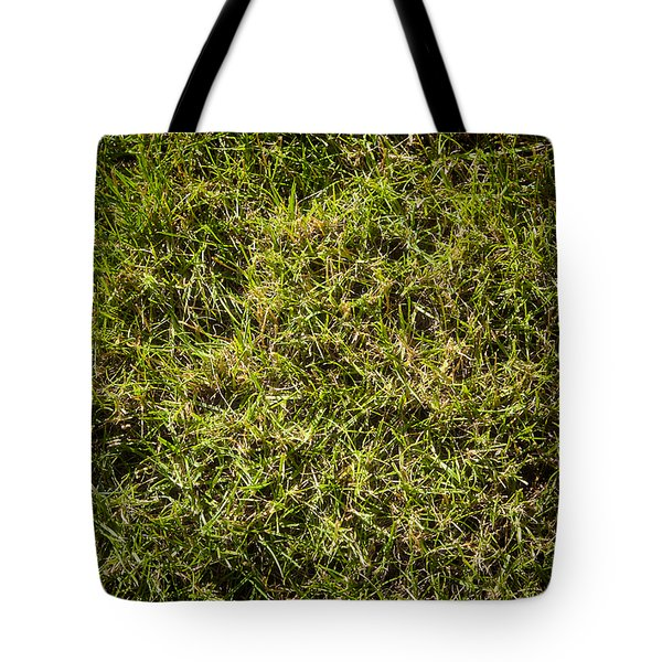 Green Square Tote Bag by Konstantin Dikovsky