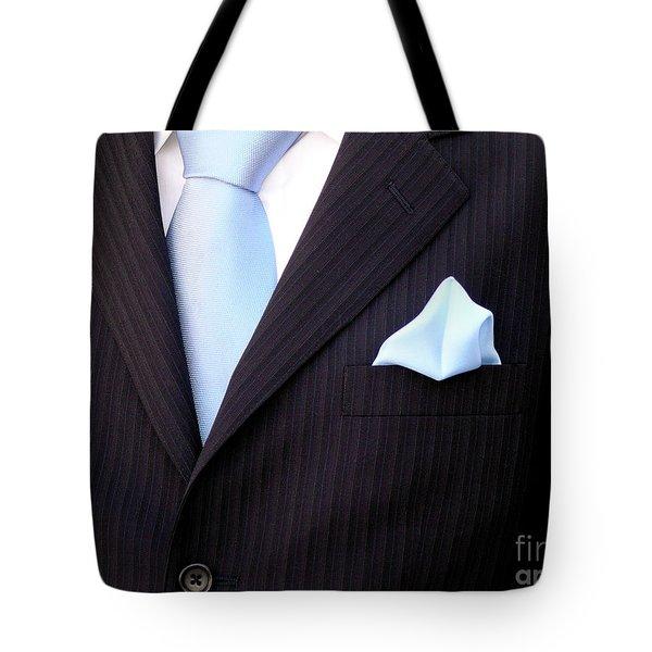 Groom's Torso Tote Bag by Carlos Caetano