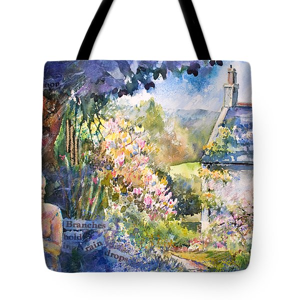 Heatbeat Of My Soul Tote Bag by Kate Bedell