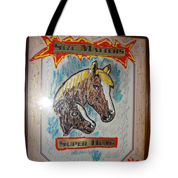 Horses Tote Bag by Lisa Piper