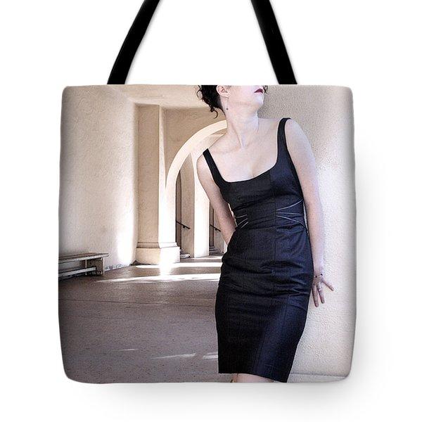 Iona Lynn 1-2 Tote Bag by David Miller