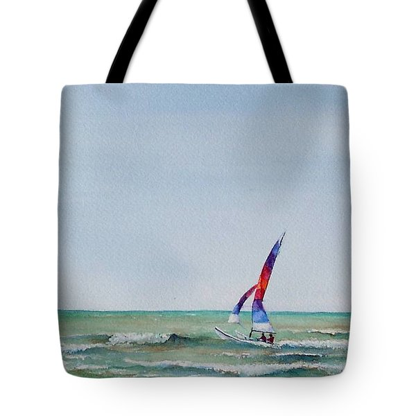 Ipperwash Beach Tote Bag