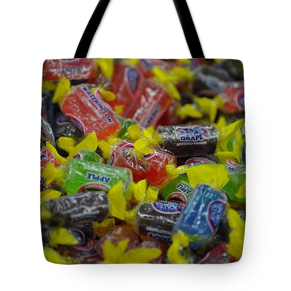 Jolly Rancher Tote Bag