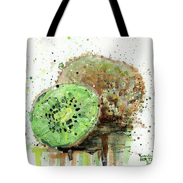 Kiwi 1 Tote Bag