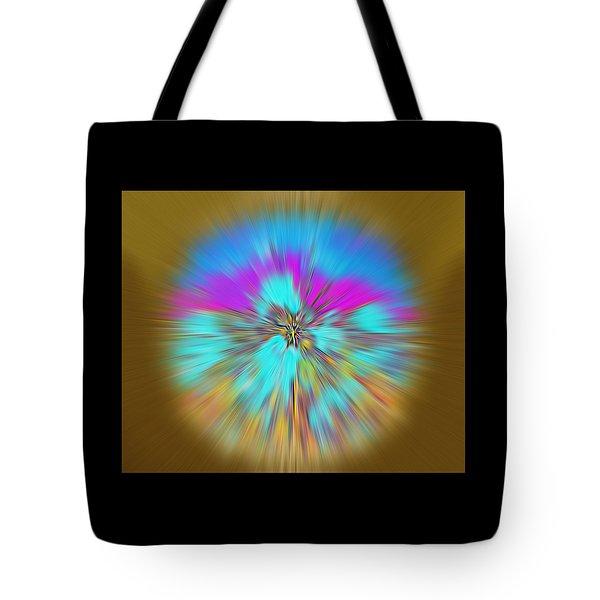Tote Bag featuring the digital art Mirage. Unique Art Collection by Oksana Semenchenko