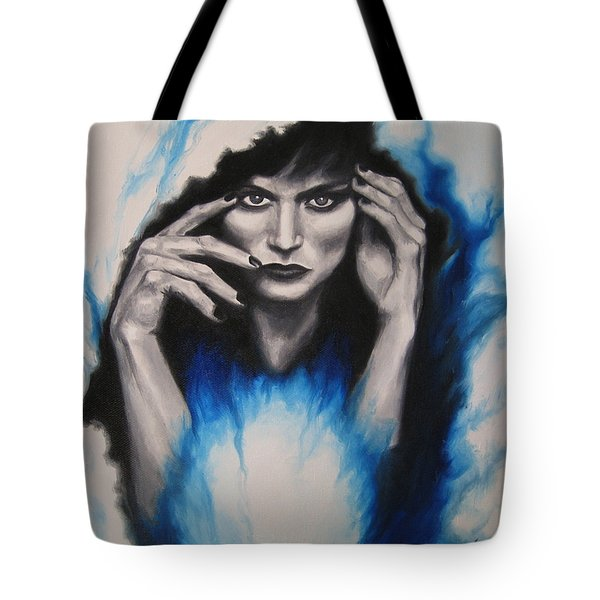 Mysterious Tote Bag by Jindra Noewi