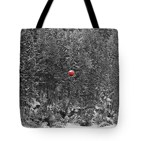 Tote Bag featuring the photograph Orb by Stuart Turnbull