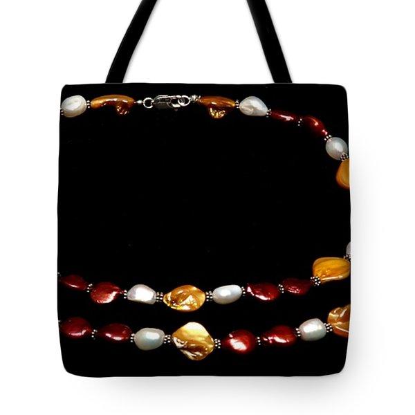 Passion Set Tote Bag by Yael VanGruber