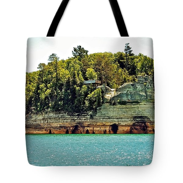 Pictured Rock 6323  Tote Bag