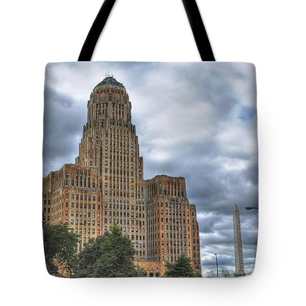 Piercing The Heavens Tote Bag