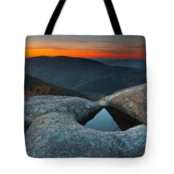 Sanctuary Tote Bag by Evgeni Dinev