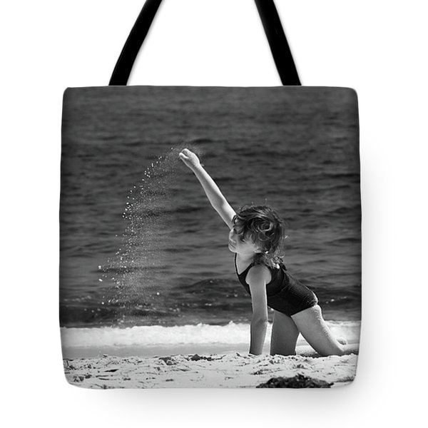 Sand Dancer Tote Bag by Michelle Wiarda