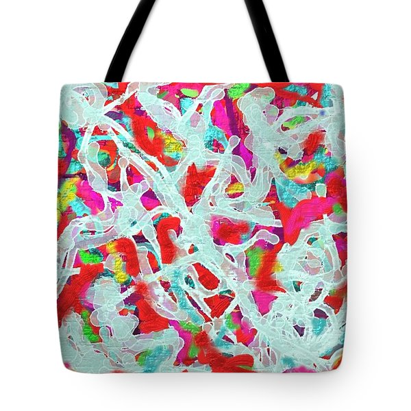 Sexy Tote Bag by Vannetta Ferguson