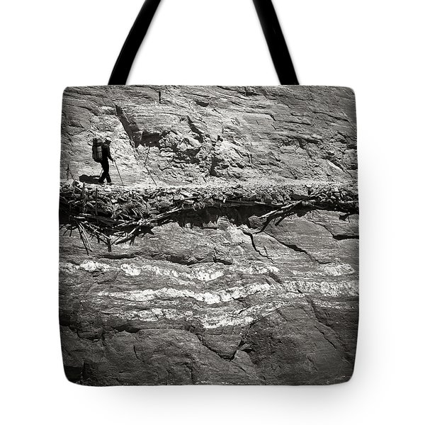 The Path Tote Bag by Konstantin Dikovsky