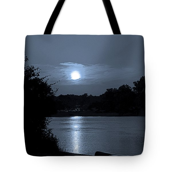 Twilight Tote Bag by Sue Stefanowicz