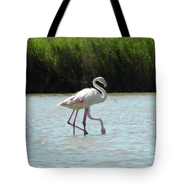 Two Headed Tote Bag