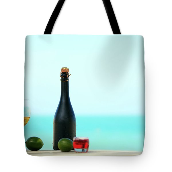 Wine  Tote Bag by MotHaiBaPhoto Prints