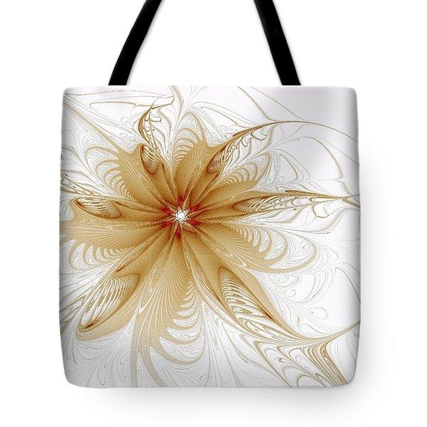 Wispy Tote Bag by Amanda Moore
