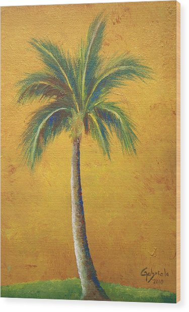 Colorful Wooden Palm Tree Wall Decor Images - Wall Art Design ...