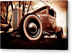 Phil Motography Clark Digital Art Acrylic Prints