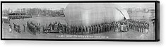 1st Balloon Company Rhine Germany Acrylic Print