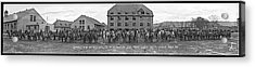 Battery C. 1st Bn. 10th Field Acrylic Print