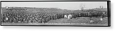 Mounted Generals Pershing And Dickman Acrylic Print