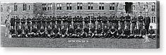 Georgetown U Football Squad Acrylic Print