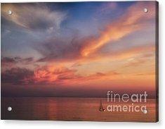 Good Morning Cape Cod Acrylic Print by Susan Candelario