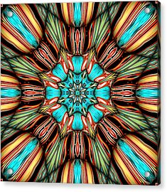 Stella Acrylic Print by Wendy J St Christopher