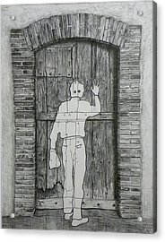 Being Taken Acrylic Print by Riccardo Alone