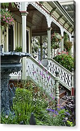 Cape May Victorian Acrylic Print by John Greim
