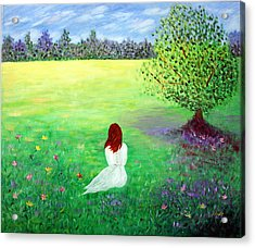 The Meadow..... Acrylic Print