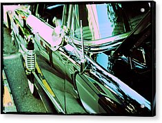 1956 Mercury Montclair Acrylic Print by Cathie Tyler