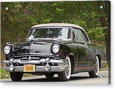 1953 Lincoln Capri Derham Coupe Acrylic Print
