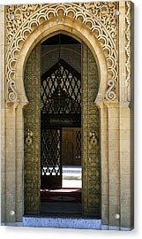 Morocco - Maroc Acrylic Print