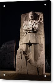 A Stone Of Hope Acrylic Print by JC Findley