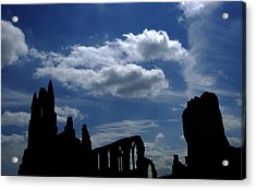 Abbey Skyline Acrylic Print