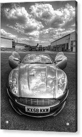 Aston Martin Dbs Acrylic Print