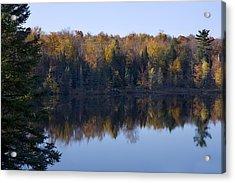 Autumn Scene Acrylic Print