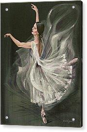 Baile Blanca Acrylic Print