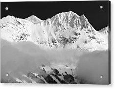 Blackcomb  Acrylic Print