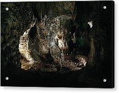 Carlsbad Tunnels Acrylic Print