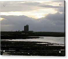 Castle At Easki Acrylic Print by Amy Williams