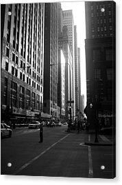 Chicago 2 Acrylic Print