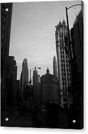 Chicago 4 Acrylic Print